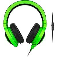 雷蛇 Kraken Pro 2015 模拟游戏耳机,黒色 绿色