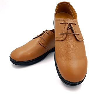 BlueSea商务皮鞋 真皮 轻量 男士 绅士鞋 休闲 防滑 * 不易闷热 不易异味 皮鞋