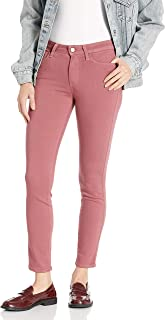 PAIGE 女式 Hoxton 及踝紧身牛仔裤