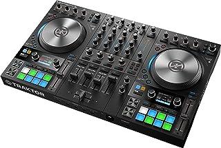 Native Instruments Traktor Kontrol S4 Mk3 DJ 控制器