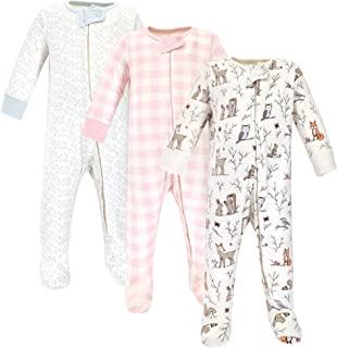 Hudson Baby 女童棉质*和玩耍玩具