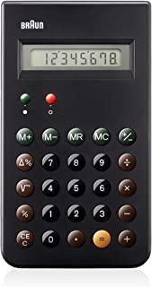 Braun 博朗 计算器-黑色