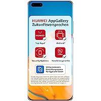 Huawei 华为 P40 Pro Plus 双卡智能手机(16.7cm/6.58英寸,512GB内部存储,8GB RA…