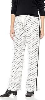 Kooples 女式休闲宽松裤,花朵图案印花