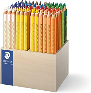 Staedtler 129 CA96 特厚彩色铅笔 Noris Club super Jumbo