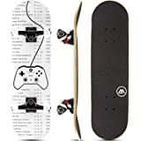 Magneto 儿童滑板|枫木板与组件 - 专为儿童和青少年设计
