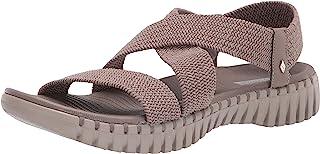 Skechers 斯凯奇 Go Walk Smart Woven Gore 女士凉鞋运动款