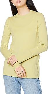 Mila Owen 袖口细节圆领罗纹针织衫 09WNT205107 女款