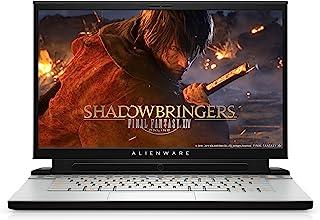 Alienware 外星人 m15 R2 15.6 英寸 FHD 144Hz Tobii 眼動追蹤游戲筆記本電腦 - 英特爾酷睿 i7-9750H,16 GB 內存,512 GB 固態硬盤,Nvidia GeForce RTX 2060 帶 6...