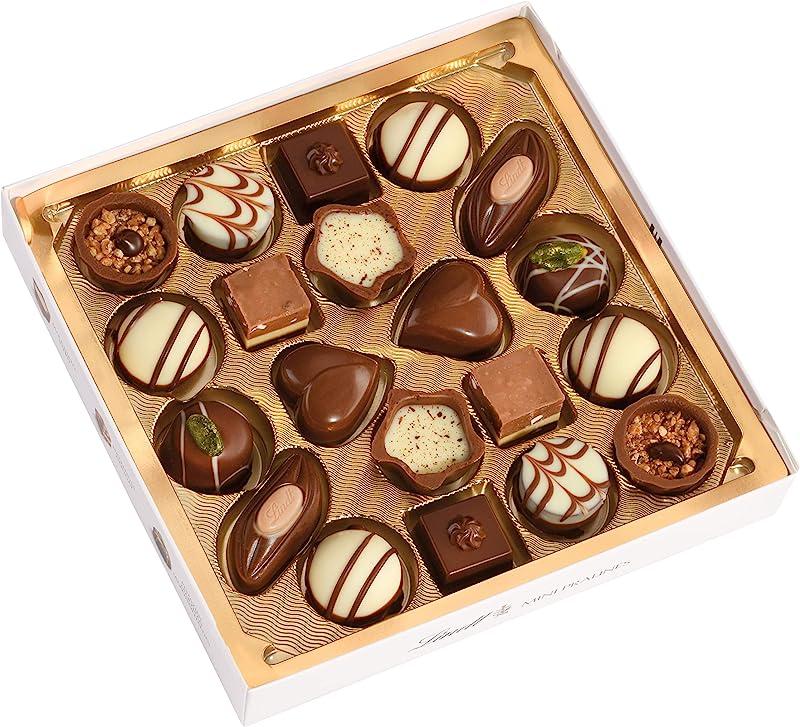 Lindt 瑞士莲 Mini Pralines 迷你花式巧克力礼盒 100g*12盒 ¥426.56