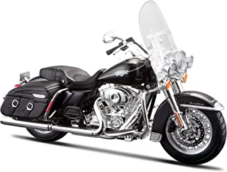Maisto 1:12 比例 FLHRC Road King Classic '13 型摩托车