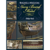 Building a Miniature Navy Board Model (English Edition)