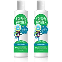 Fresh Monster Kids Shampoo & Body Wash, Ocean Splash (1 Pack…