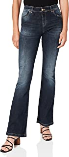 United Colors of Benetton 女式长裤 Blu Denim 907 25
