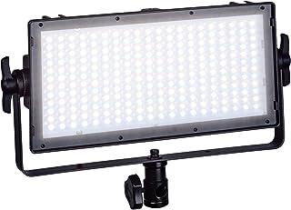 """Kaiser 照片技术 3470 LED灯""""PL240 Vario"""",240 LED,3200-5600 K 黑色"""
