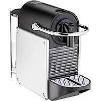 De'Longhi 德龙 Nespresso EN 124.S 胶囊咖啡机 Pixie 1260W 0.7L 侧板由回收…