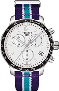 Tissot Quickster 夏洛特黄蜂计时码男式手表 T0954171703730