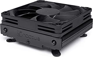 Noctua NH-L9i chromax.黑色,低剖面 CPU 散热器,适用于 Intel LGA115x (黑色)