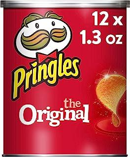 LunchBox Ready 多用途 Pringles 零食包 3 种好口味 共 48 个 2.3 Ounce (Pack of 12)