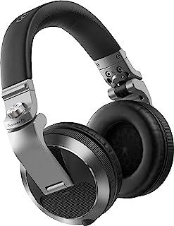 Pioneer DJ HDJ-X7-S DJ头戴式耳机 银质