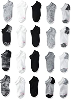 Hanes 女童短袜 20 双装