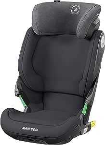 Maxi-Cosi Kore i-Size儿童汽车安全座椅,ISOFIX安装,3.5-12岁,100-150厘米,石墨色