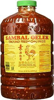 Huy Fong Sambal Oelek, 8.5 Pound