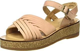 El Naturalista 女士 N5590 Pleasant Candy/Tülbend 露趾凉鞋