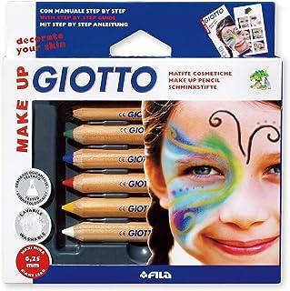 GIOTTO 奇乐 6色经典彩绘笔470200