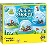 Creativity for Kids Make Your Own Water Globes - Under the S…