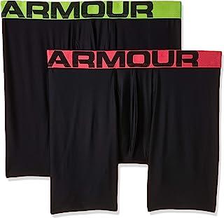 Under Armour 安德玛 男士 Tech 6英寸 平角内裤 多件装