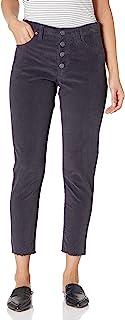 UNIONBAY 女式斜纹棉布裤