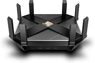 AX6000 8-Stream Smart Wifi Router, Next-Gen WiFi 6, 1x2.5Gbps WAN, 8xGbps LAN (Archer AX6000)