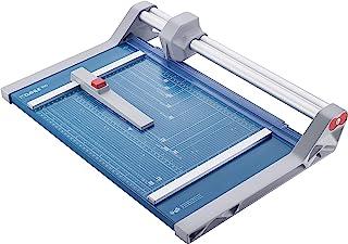 Dahle 550 切纸机 型号 2020(DIN A4,20页切割性能,2毫米切割高度)蓝色