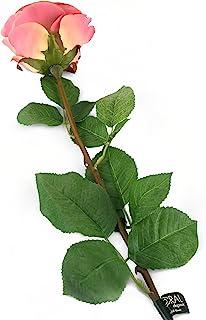 花卉优雅人造 Half a Dozen 粉红色 6F061PL