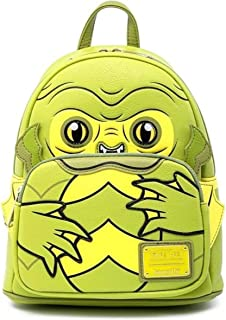 Loungefly Universal Monsters Creature of the Black Lagoon 双肩带单肩包