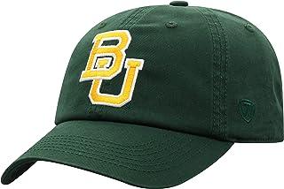 NCAA 女士可调式帽子休闲修身球队图标