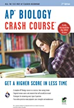 AP Biology Crash Course, 2nd Ed.: Get a Higher Score in Less Time (Advanced Placement (AP) Crash Course) (English Edition)