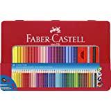 Faber-Castell 48色彩笔 带配件