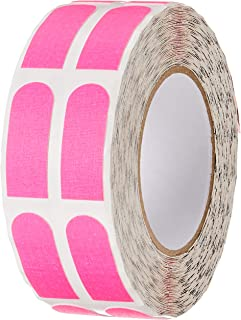 Turbo Grips Strip Tape 500 Piece Neon Pink- 3/4 Inch