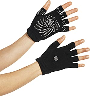 Gaiam-超级 Grippy 瑜伽手套