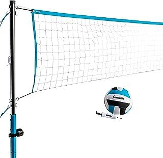 Franklin Sports 蓝牙排球 - 全套排球套装 - 蓝牙扬声器 - 便携包