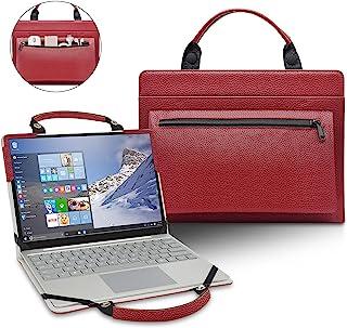 LiuShan 2 合 1 保护套 + 便携包 适用于 15.6 英寸 HP ProBook 450 G7/HP ProBook 455 G7/HP ProBook 455R G6/HP ProBook 450 G6 & Dell G3 359...