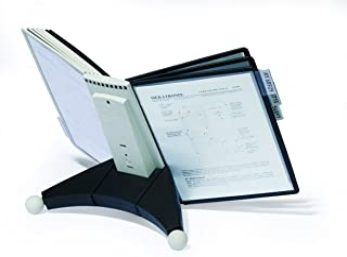 Durable Sherpa 看板系统 Tisch 10 Tafeln 灰色/黑色
