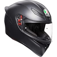 K1 纯色摩托车一体头盔
