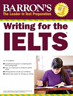 Writing for the IELTS (Barron's Test Prep) (English Edition)