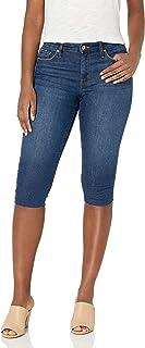 Jessica Simpson 女士 Adored 高腰修身短裤
