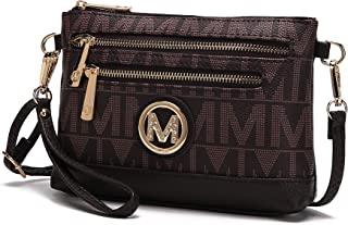 Mia K.Farrow 迈阿密 M 签名斜挎包单肩奢华女士钱包和手提包包
