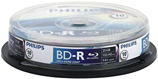 Philips BD-RE 25GB BE2S2B10F/00 单面,单层