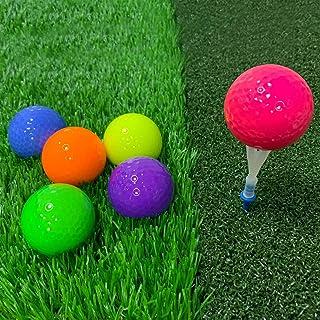 Crestgolf 彩色课堂练习高尔夫球 6 件装